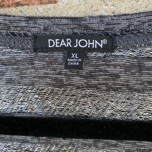Dear John Tops - Dear John top